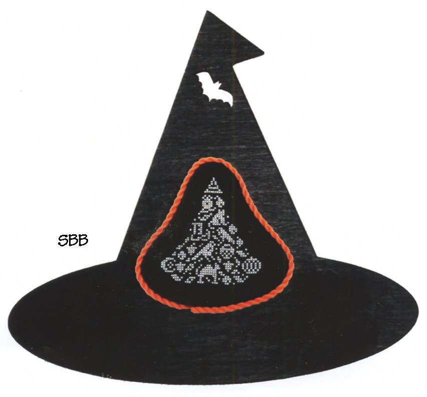 JBW Designs  The Witch's Hat