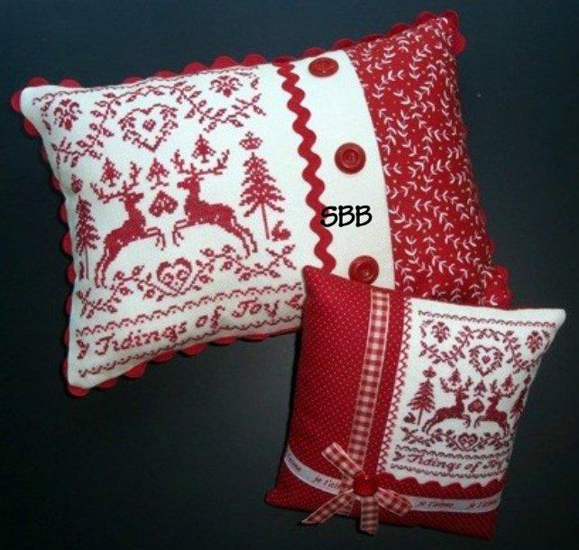 JBW Designs Tidings Of Joy