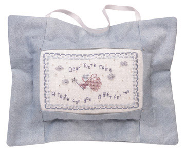 JBW Designs Tooth Fairy Pillow