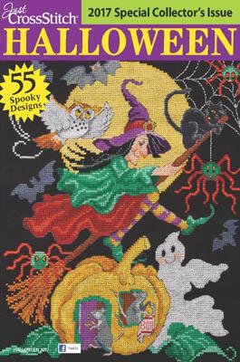 Just Cross Stitch2017 Halloween Issue