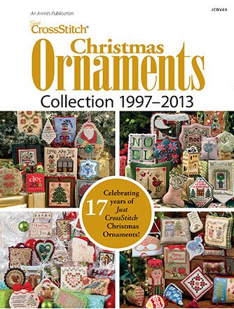 Just Cross StitchChristmas Ornaments DVD Collection 1997 - 2013