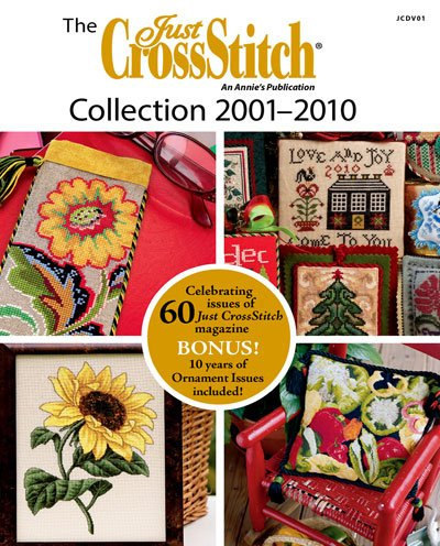 Just Cross StitchDVD Collection 2001 - 2010