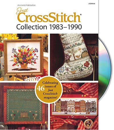 Just Cross StitchDVD Collection 1983 - 1990