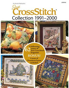 Just Cross StitchDVD Collection 1991 - 2000