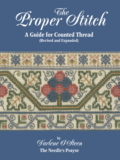 Just Cross StitchThe Proper Stitch Softcover Booklet