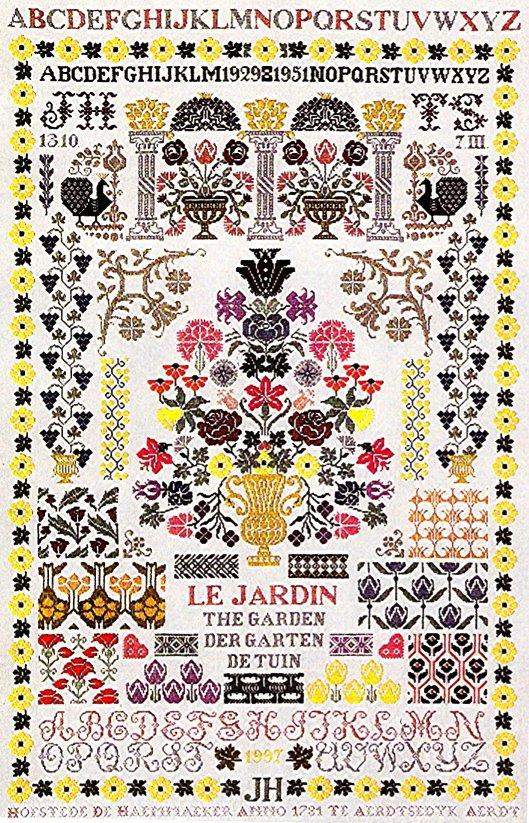 Jan Houtman JH20 Garden Sampler