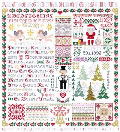 Jan Houtman JH47 Christmas Wishes 1999