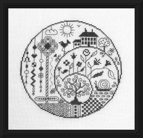 Jardin Prive Spirale
