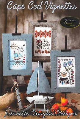 Jeannette Douglas Designs Cape Cod Vignettes
