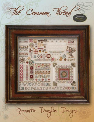 Jeannette Douglas Designs Common Thread Sampler