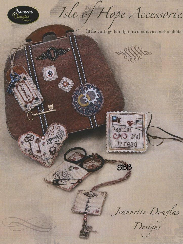 Jeannette Douglas Designs Isle Of Hope Accessories Leaflet