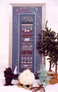 Jeannette Douglas Designs Northern Lights Sampler
