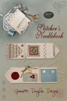 Jeannette Douglas Designs Stitcher's Needlebook