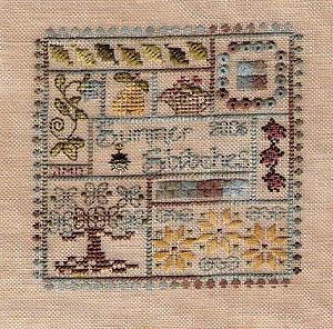 Jeannette Douglas Designs Summer Stitches