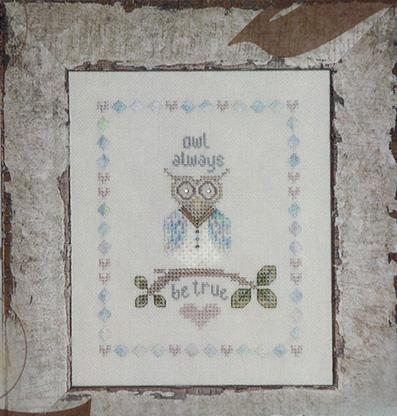 Jeannette Douglas Designs True Owl