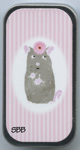Just Nan Clearance MST1 Little Lady Mouse Mini Slide