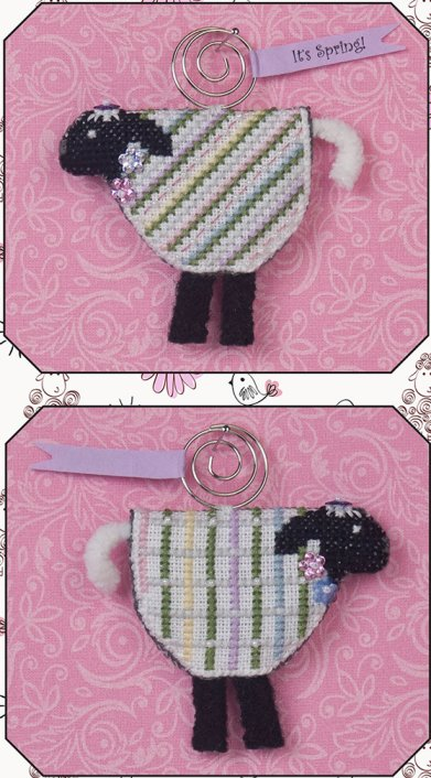Just Nan Clearance Limited Edition Lorelei Lamb With Embellishments