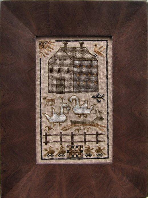 Kathy Barrick A Fine Farm House
