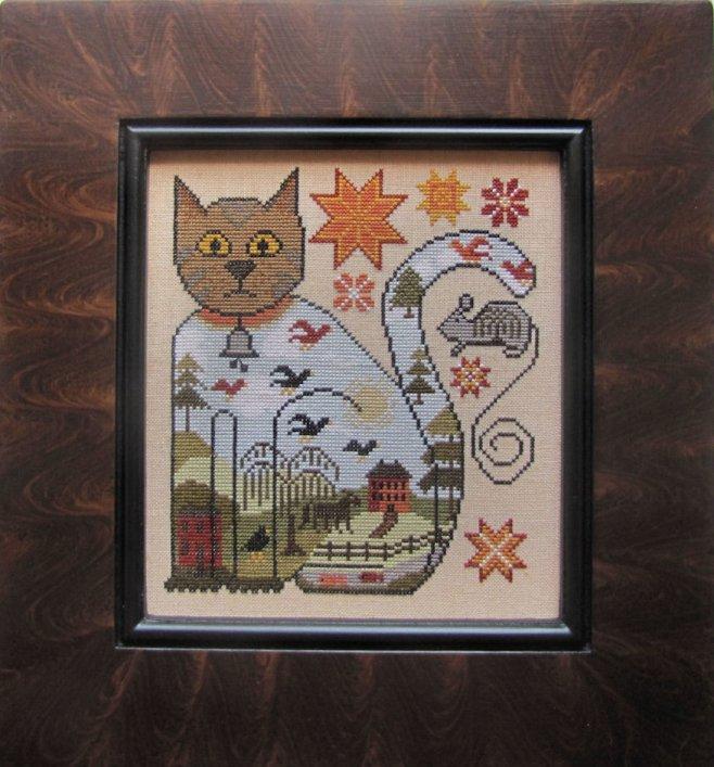 Kathy Barrick Cat & Mouse