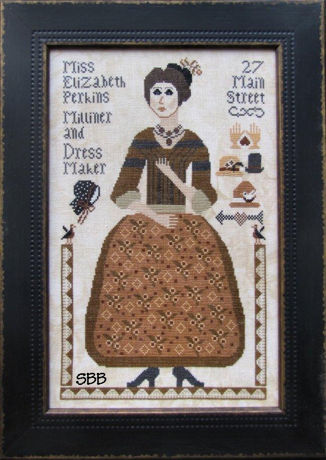 Kathy Barrick Miss Elizabeth Perkins