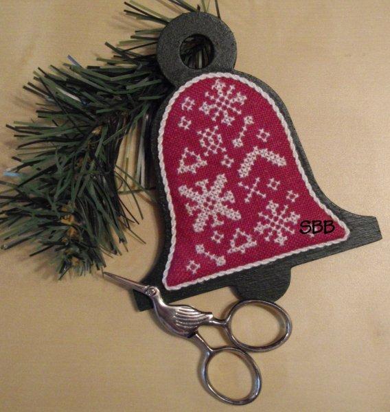 Clearance Kelmscott Designs#2 Christmas Bells Are Ringing