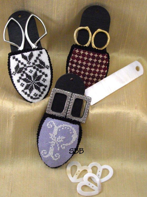 Clearance Kelmscott Designs Scissors Shoe