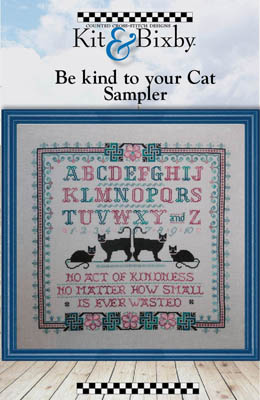 Kit & Bixby Be Kind To Your Cat