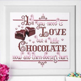 Kit & Bixby Chocolate Love