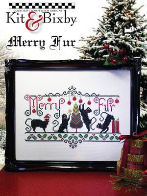 Kit & Bixby Merry Fur