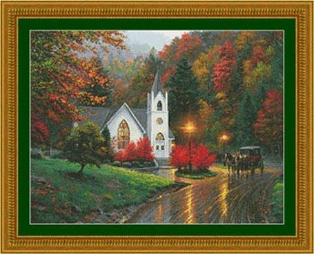 Kustom Krafts Autumn Chapel