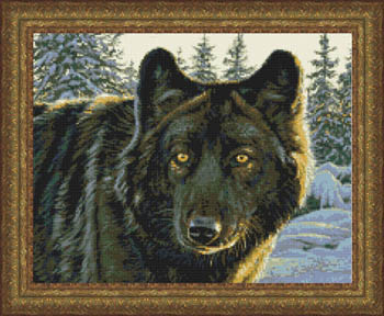 Kustom Krafts Black Wolf