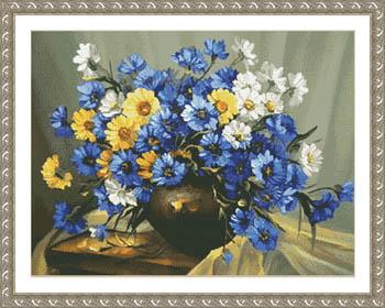 Kustom Krafts Bouquet Of Blue