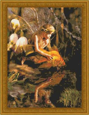 Kustom Krafts Golden Fairy