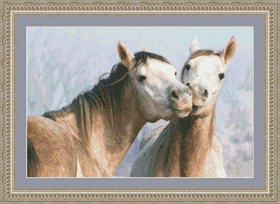 Kustom Krafts Horse Kisses