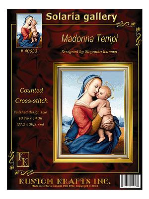 Kustom Krafts Madonna Tempi