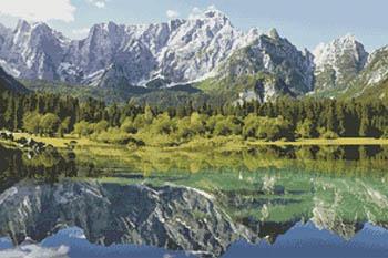 Kustom Krafts Mount Mangart - Italy