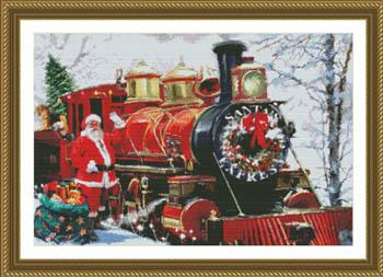Kustom Krafts Santa's Express Train