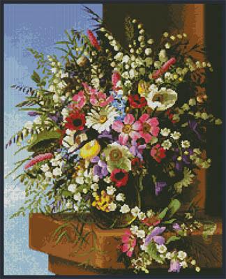 Kustom Krafts Spring Bouquet