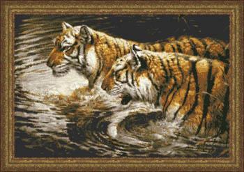 Kustom Krafts Wading Tigers