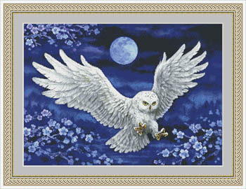 Kustom Krafts White Owl