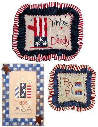 Lizzie Kate  070 Yankee Doodles