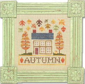 Lizzie Kate Boxer Kit  B05 Autumn Cottage