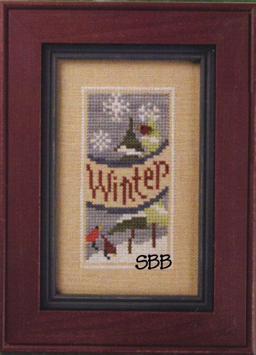 Lizzie Kate Boxer Kit  B20 Winter Banner Boxer Jr