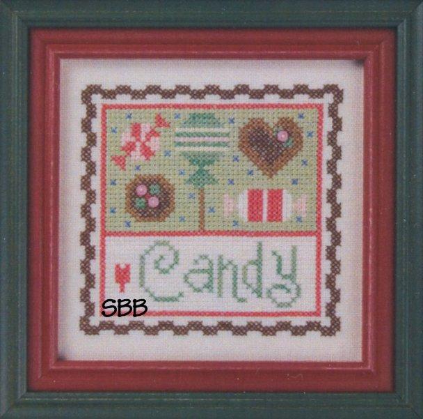 Lizzie Kate Boxer Kit  B23 Candy Boxer Jr