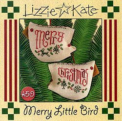 Lizzie*Kate Kits K50 Merry Little Bird