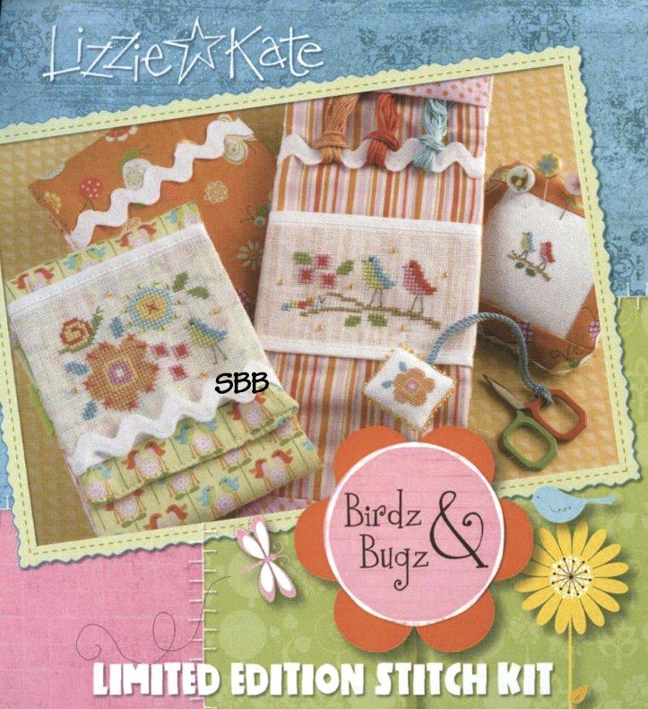 Lizzie*Kate Kits K58 Birdz & Bugz Kit