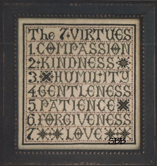 La~D~Da The 7 Virtues