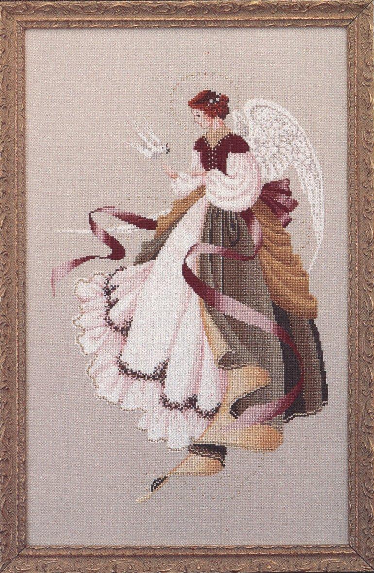 Lavender & Lace   #LL15 Angel of Grace
