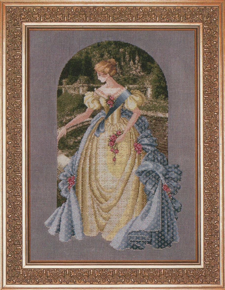 Lavender & Lace   #LL34 Queen Anne's Lace