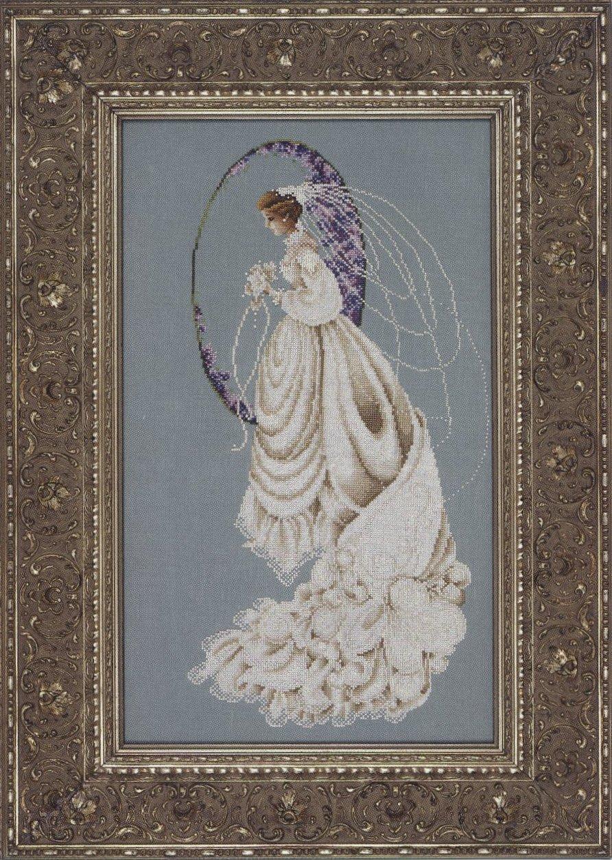 Lavender & Lace   #LL55 Spring Bride